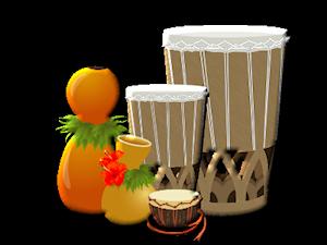 ハワイアン_楽器